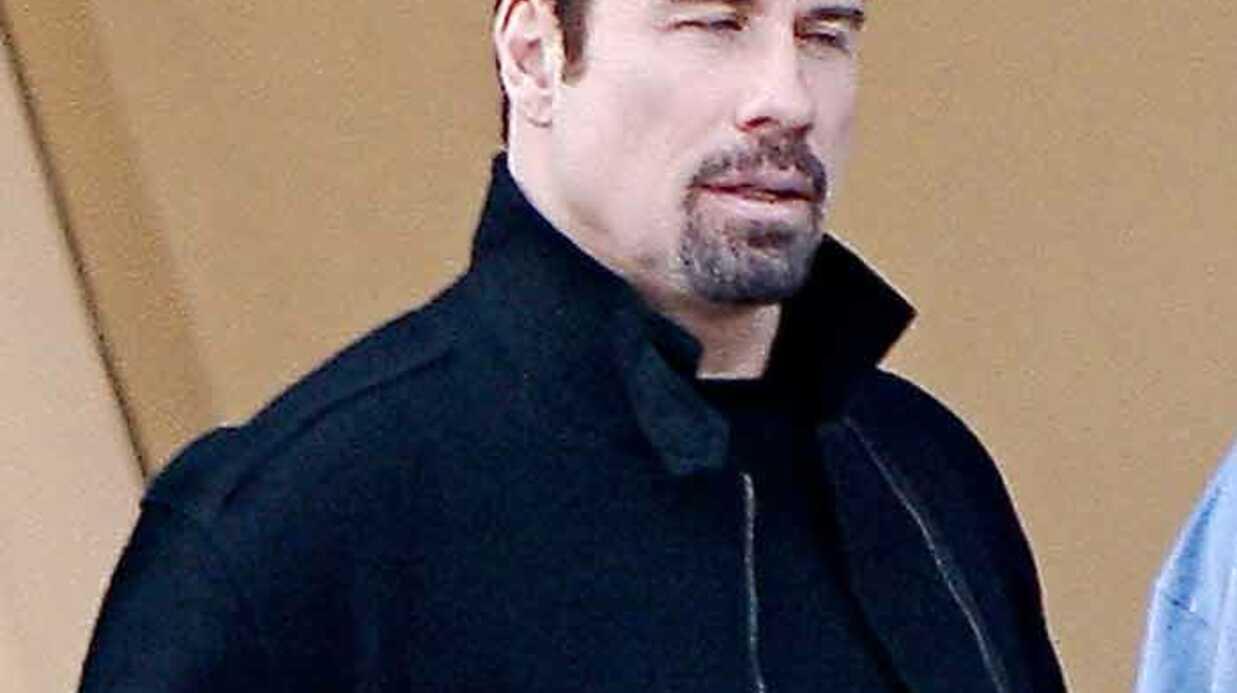 John Travolta: le baby sitter de Jett interrogé