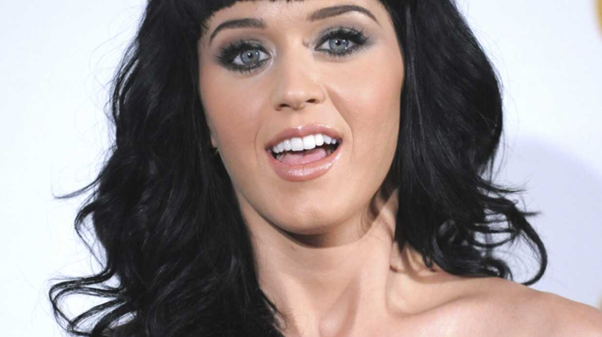 Katy Perry et Russell Brand: un enfant en route?