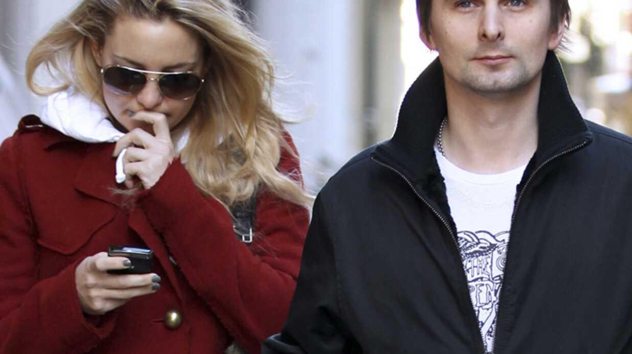 Kate Hudson enceinte de Matthew Bellamy