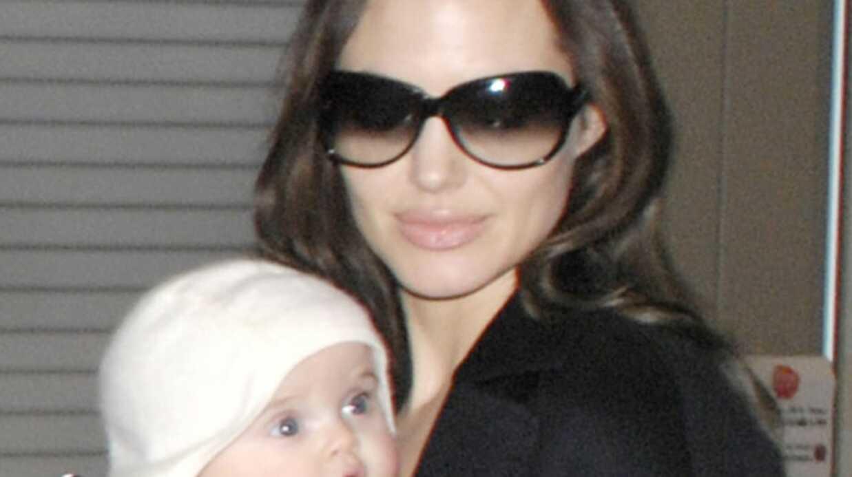 Angelina Jolie et Brad Pitt: leurs jumeaux ont un an