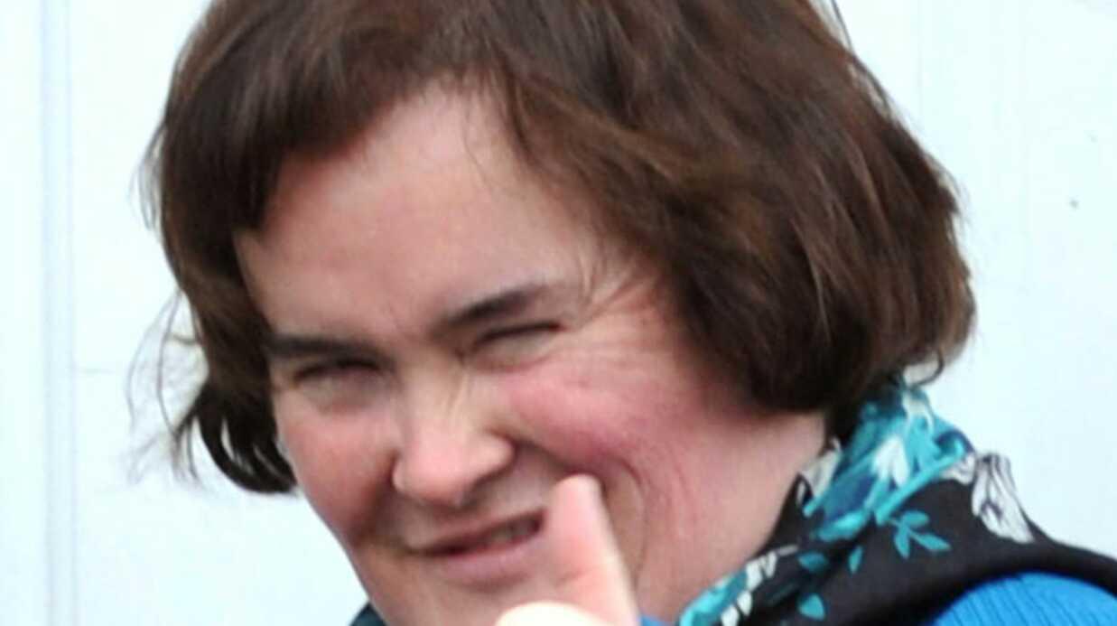 Susan Boyle vous invite à chanter sur son album