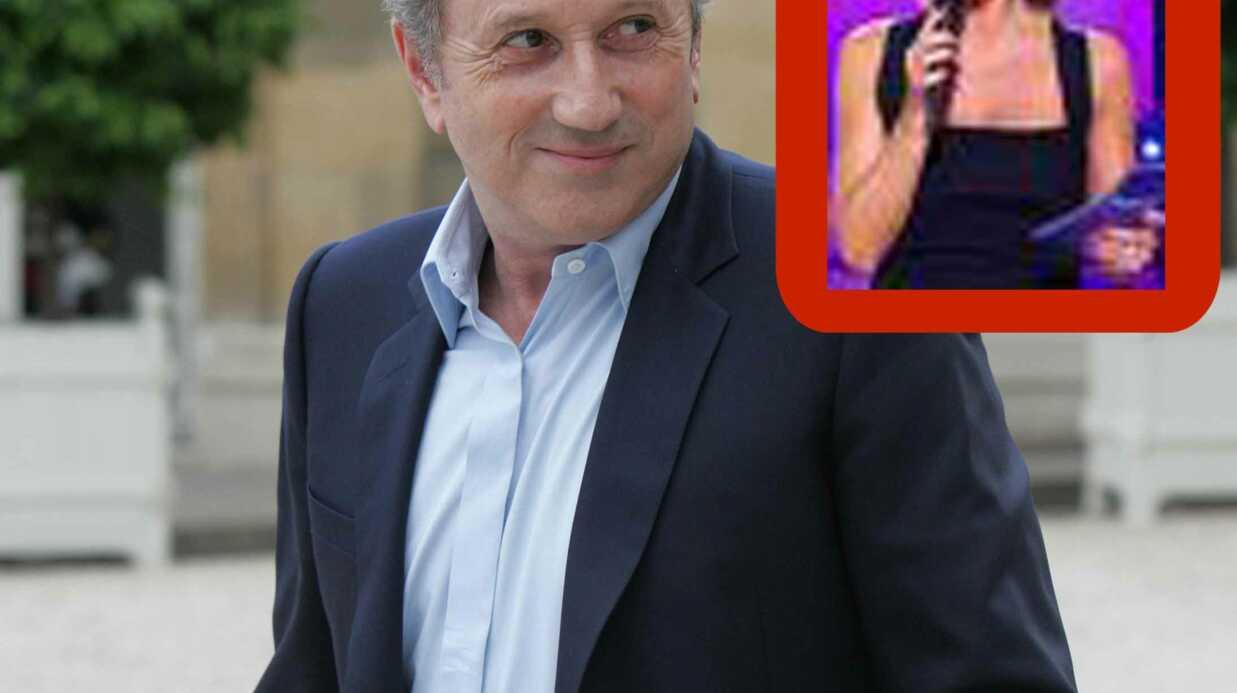 Nouvelle star: Michel Drucker coache Virginie Guilhaume