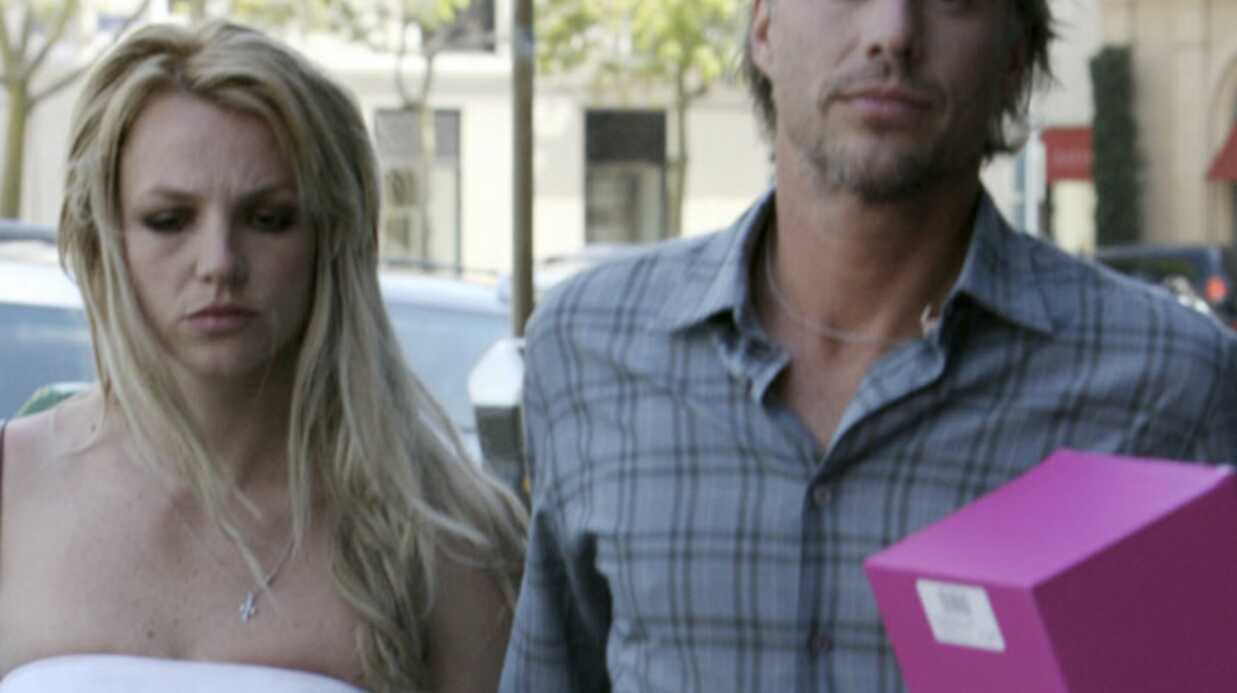 Brit­ney Spears et Jason Trawick : ruptu­re… profes­sion­nelle