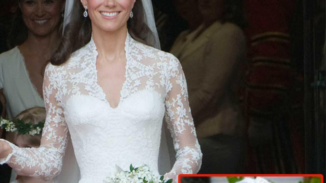 Kate Middleton: sa robe copiée sur celle d'une princesse