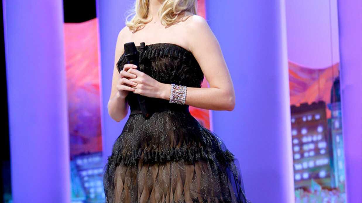 Festival de Cannes: Revivez le discours de Mélanie Laurent