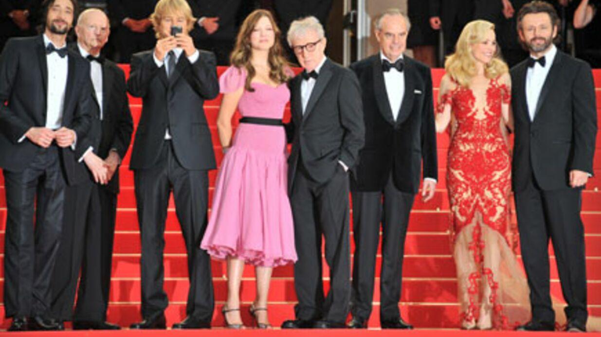 Festival de Cannes: Minuit à Paris sur le tapis rouge