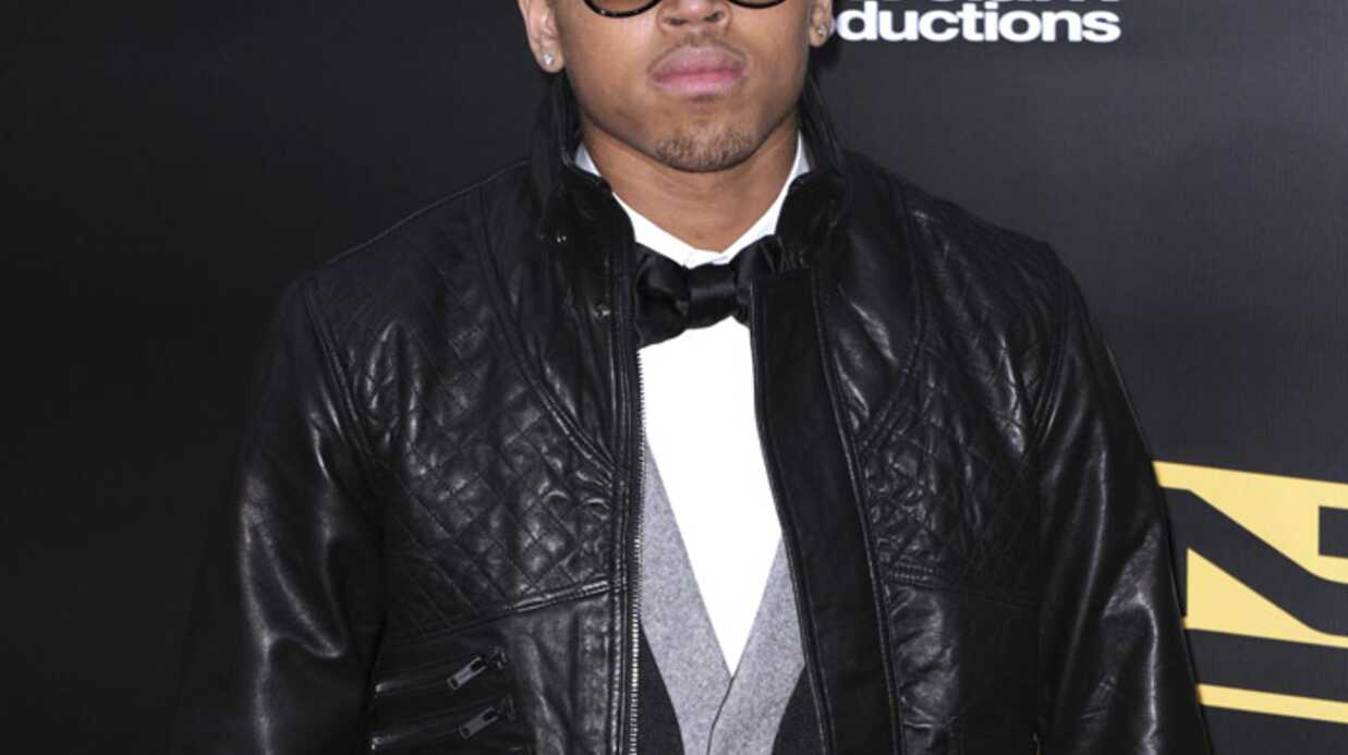 Chris Brown : absent des Kids Choice Awards