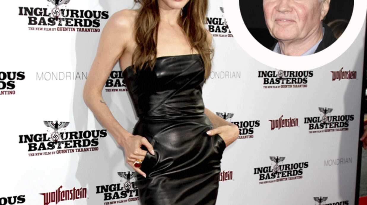 Angelina Jolie s'est réconciliée avec son père Jon Voight