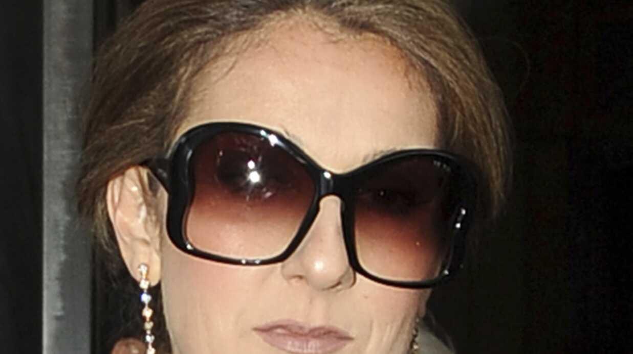 Céline Dion veut un enfant malgré sa fausse couche