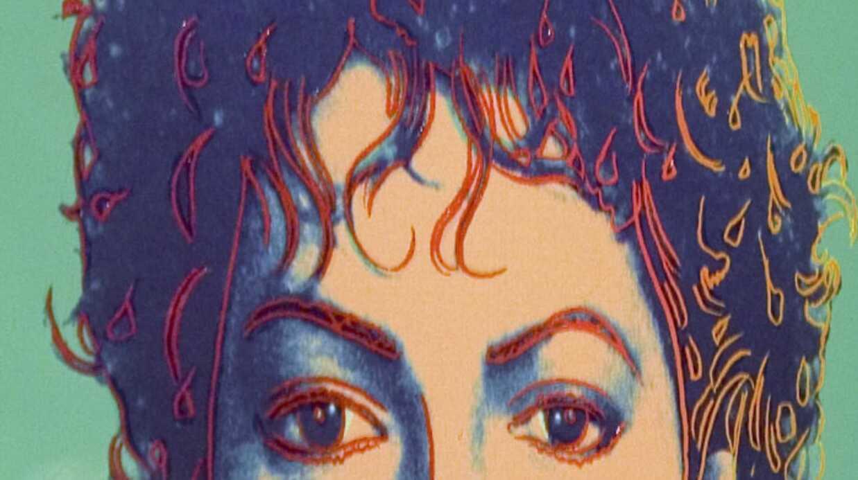 Michael Jackson: un portrait par Warhol vendu 546 000 euros