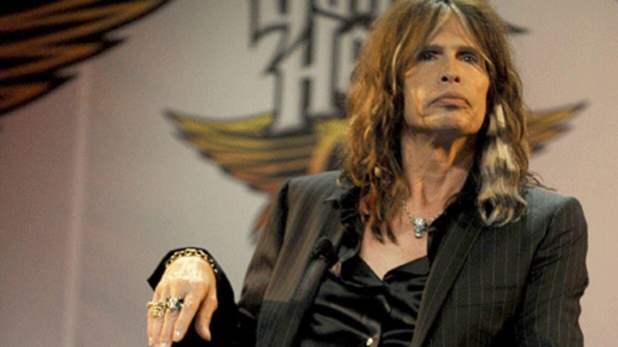 Aerosmith: Steven Tyler dément son départ