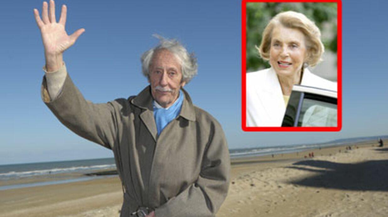 Jean Rochefort va-t-il incarner Liliane Bettencourt?