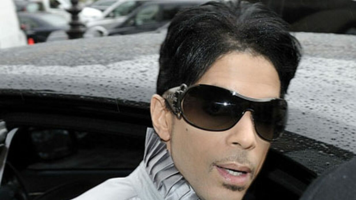 Info Voici.fr Prince en concert privé demain à la Défense?