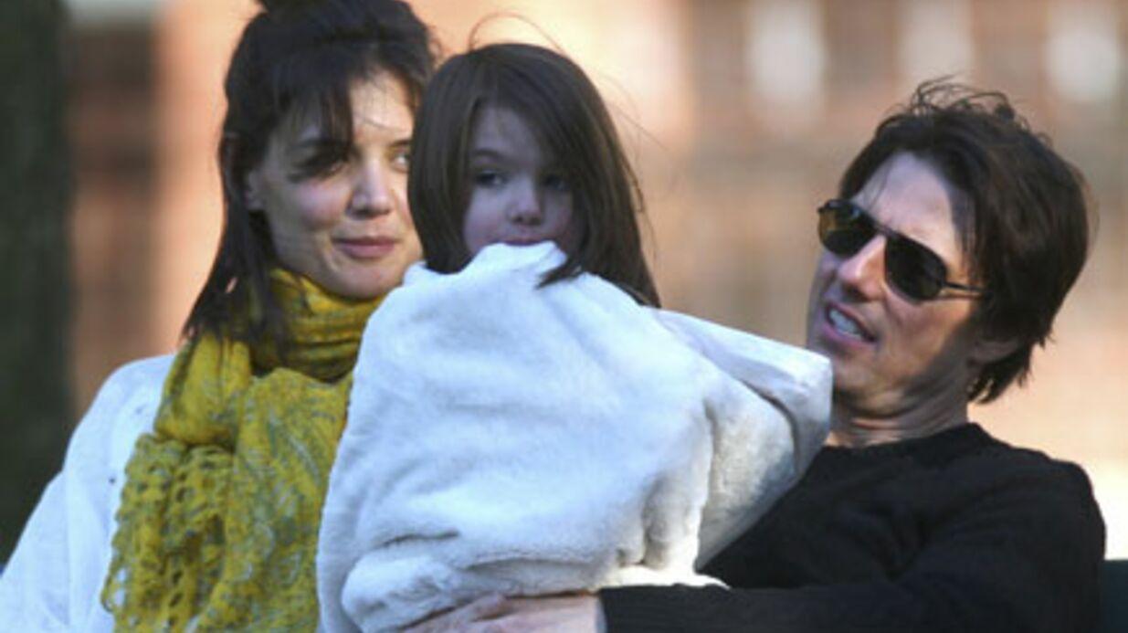 Katie Holmes fait céder Tom Cruise au sujet de Suri