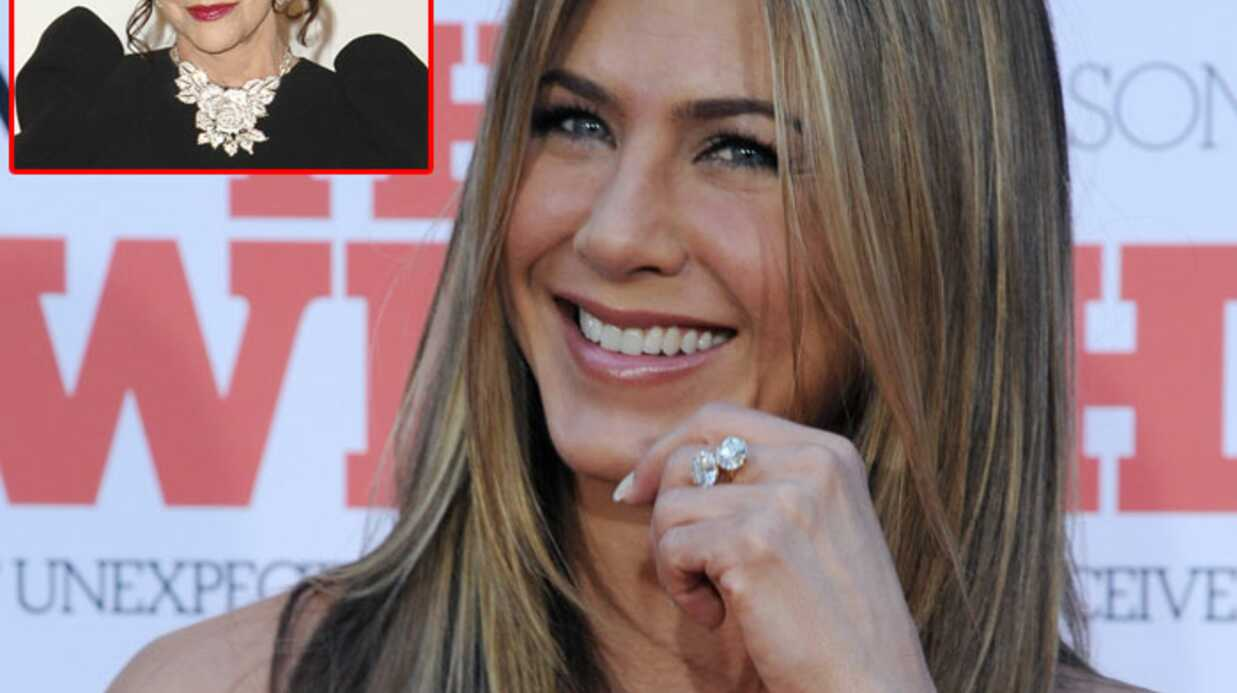 Jennifer Aniston taclée sur son physique par Joan Collins