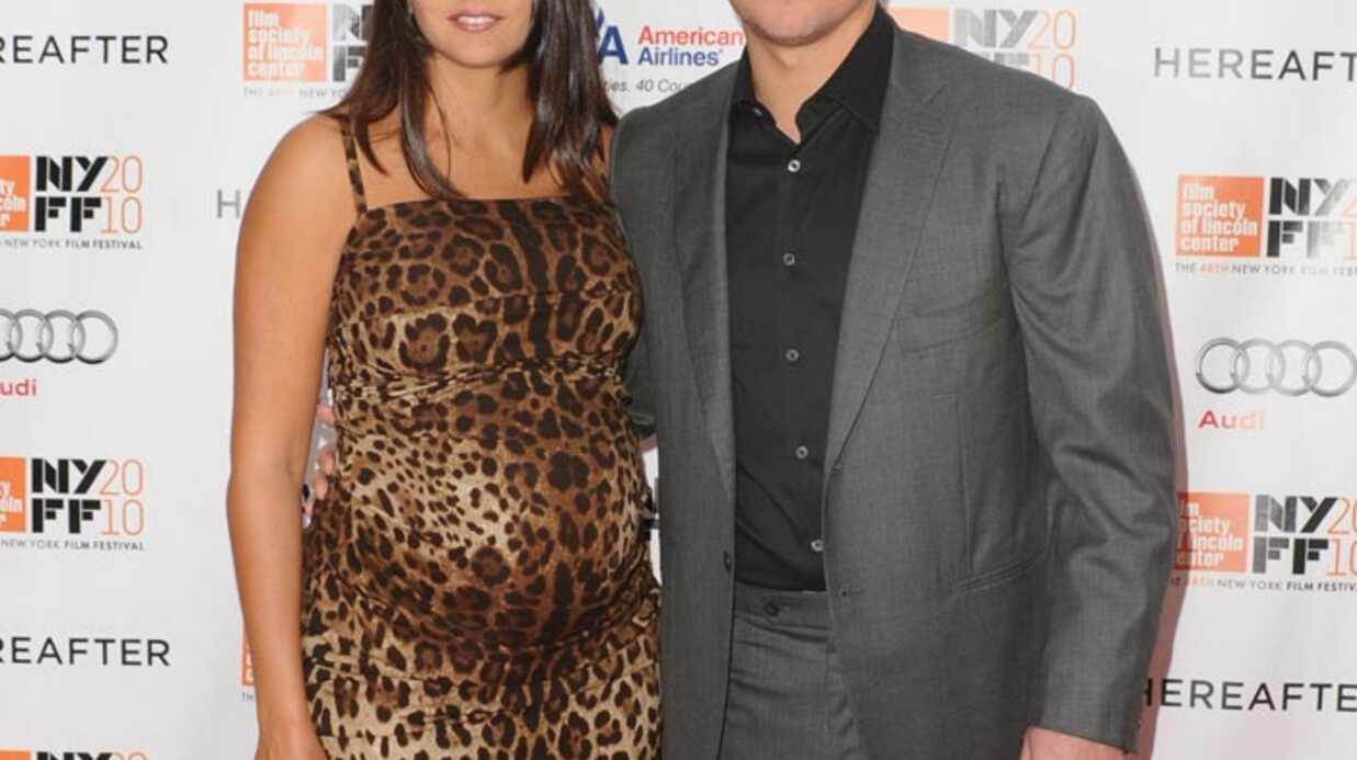 Matt Damon: sa femme attend encore une fille