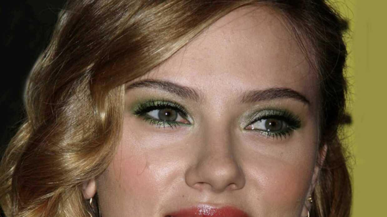 Scarlett Johansson n'est pas enceinte de Sean Penn