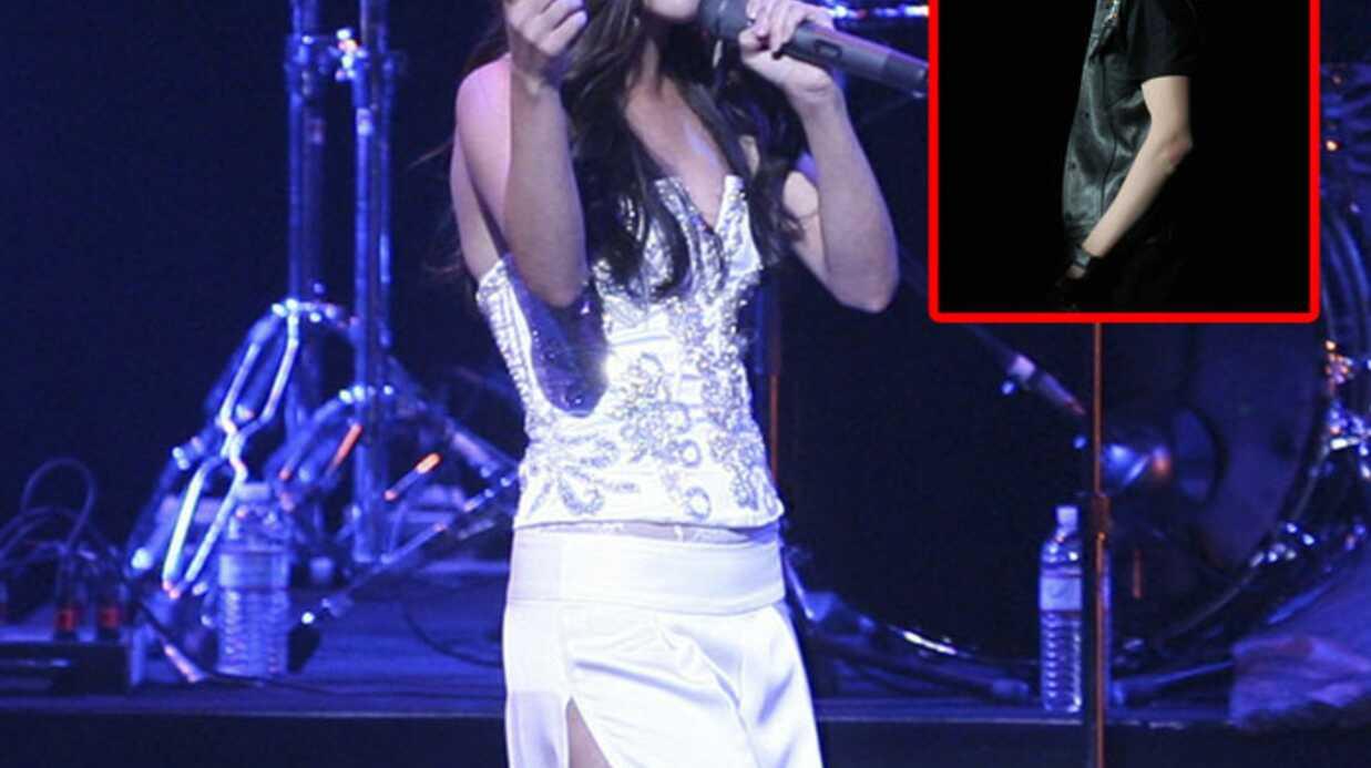 Selena Gomez dément une love story avec Justin Bieber
