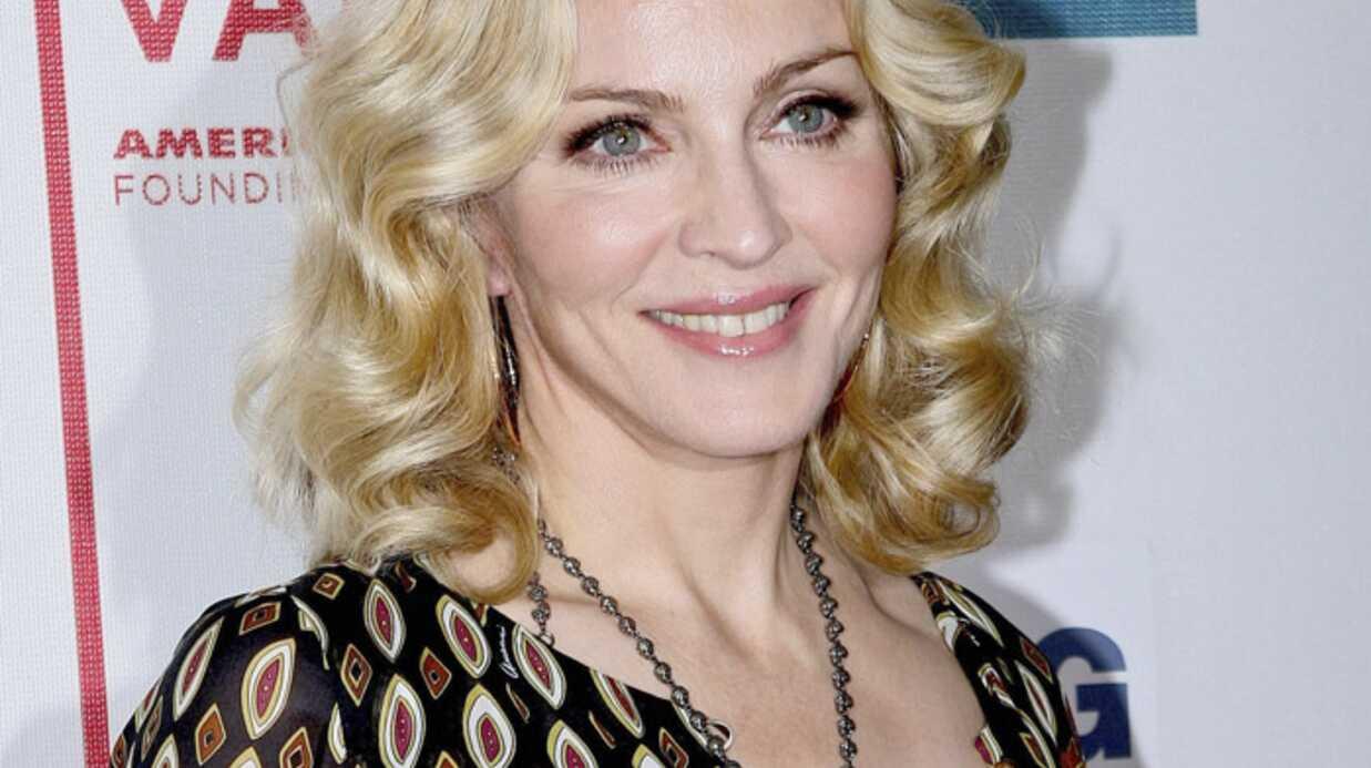 Madonna: sa photo vendue aux enchères pour 29.000 euros
