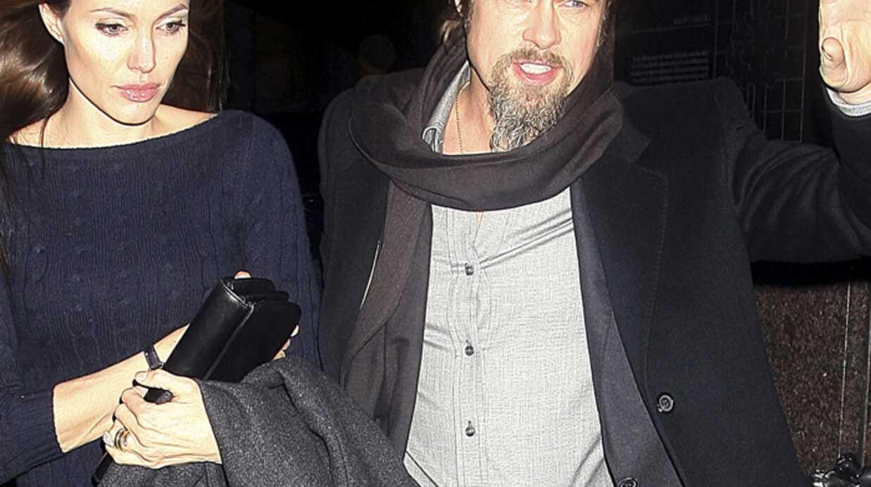 Brad Pitt et Angelina Jolie au secours des victimes d'Haïti