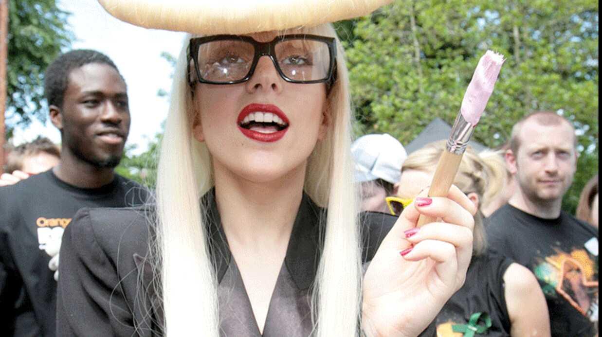 Lady Gaga s'est séparée de son petit ami