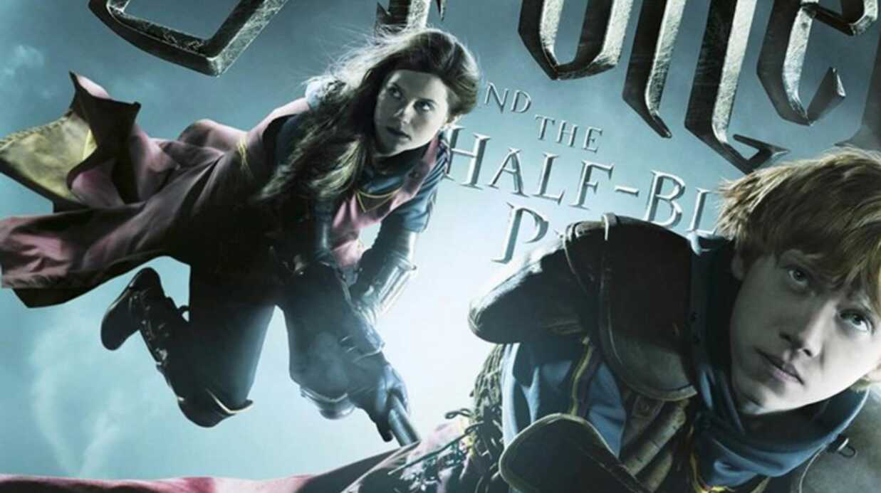 Harry Potter : le Poud­lard Express en tour­née en France