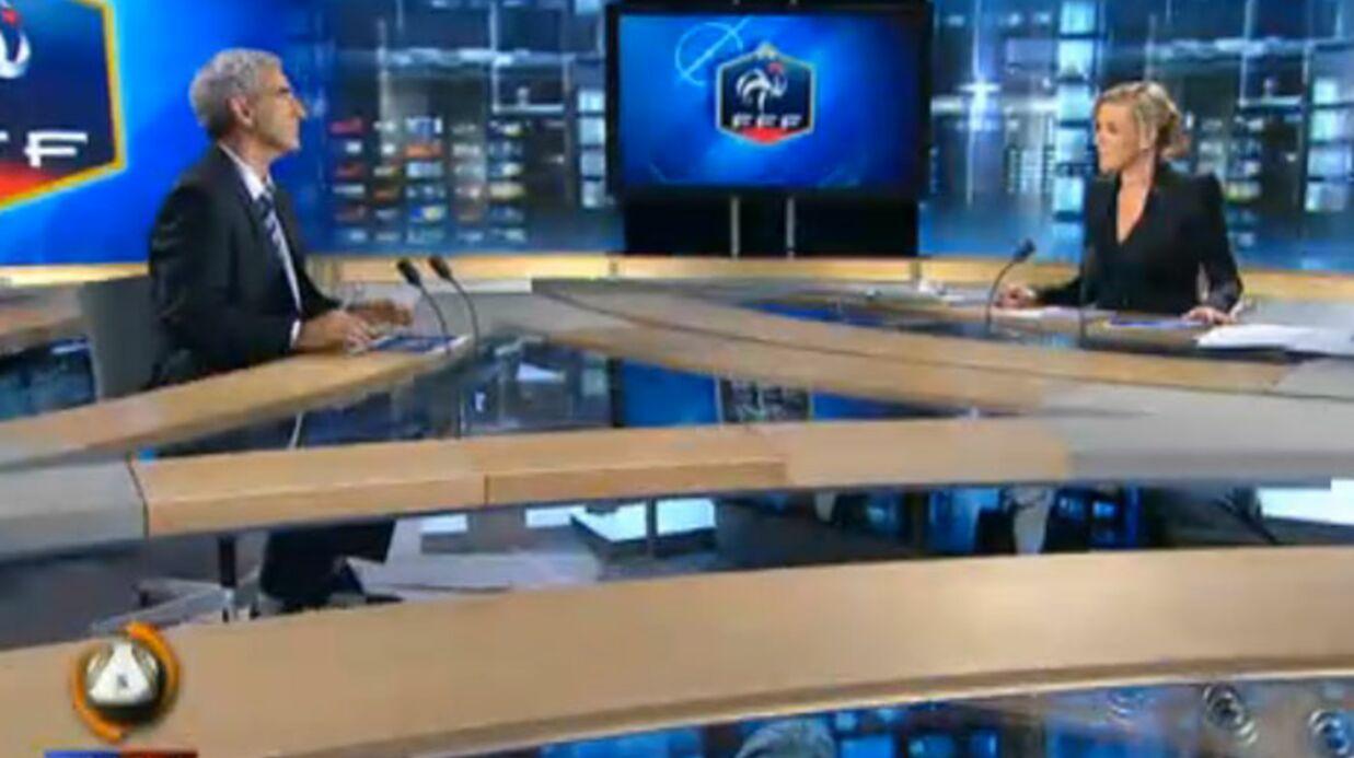 JT de TF1: Le carton de Laurence Ferrari grâce à Domenech