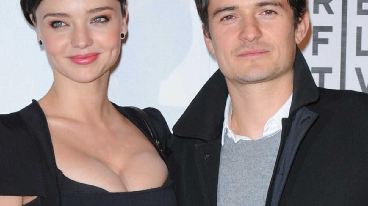 Orlando Bloom obligé d'assister à l'accouchement de Miranda