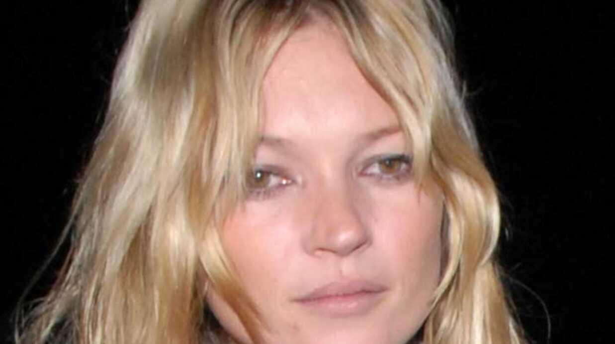 Kate Moss Sous surveillance