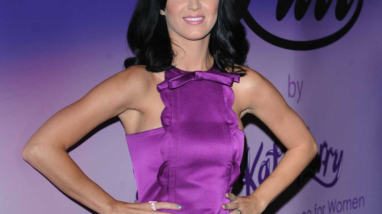 Katy Perry enceinte ?
