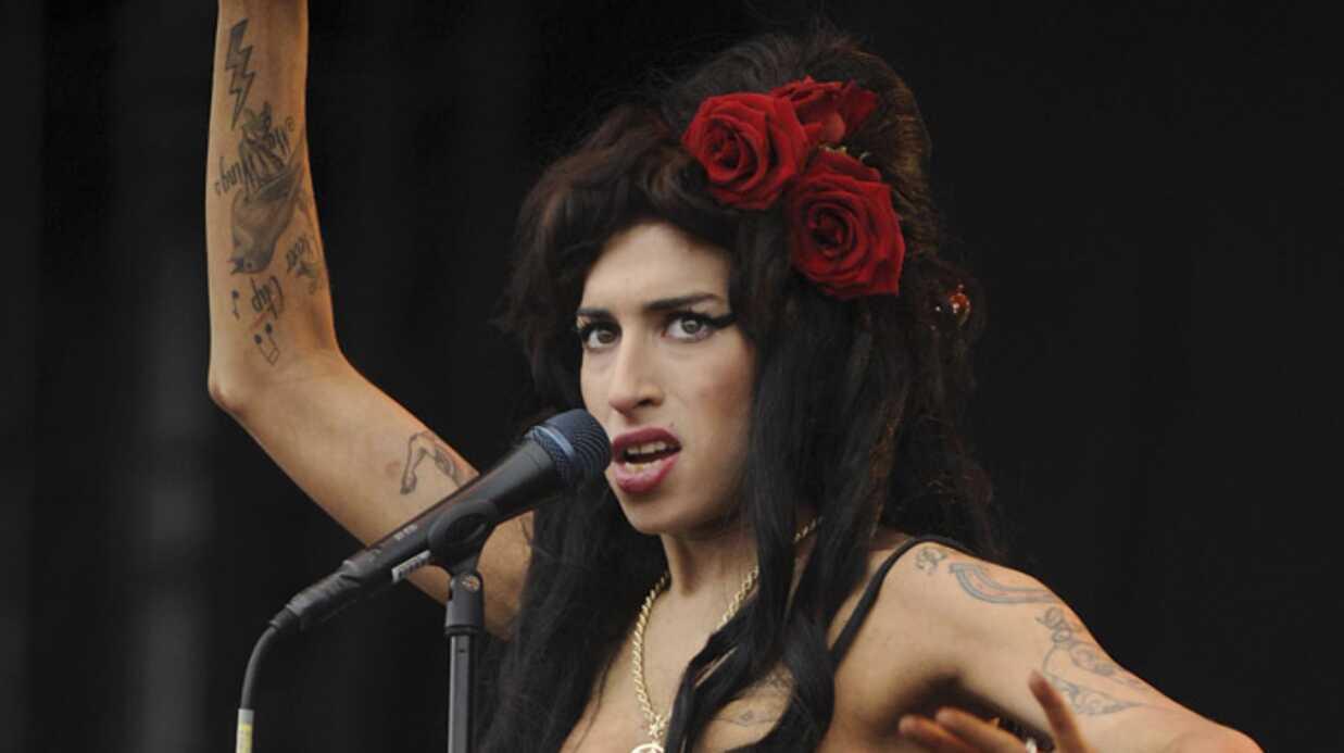 Les nouvelles drogues d'Amy Winehouse