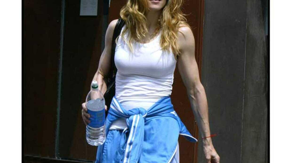 Madonna a viré sa coach personnelle