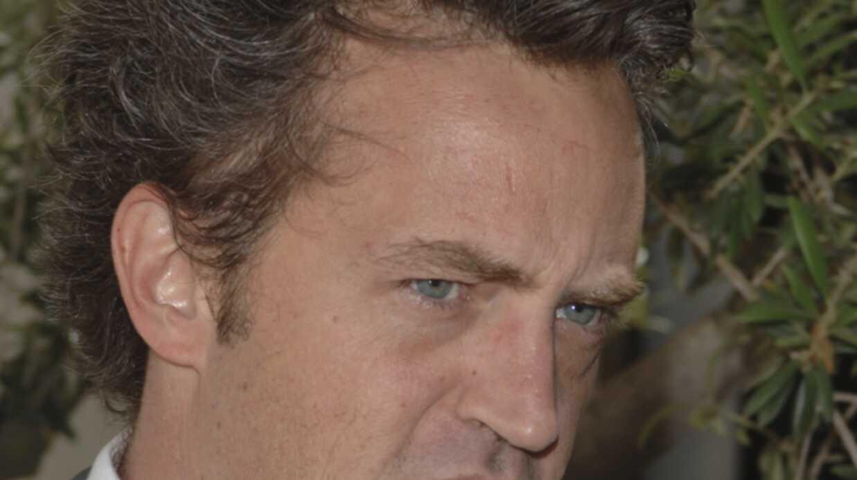 Matthew Perry: come-back dans une nouvelle série