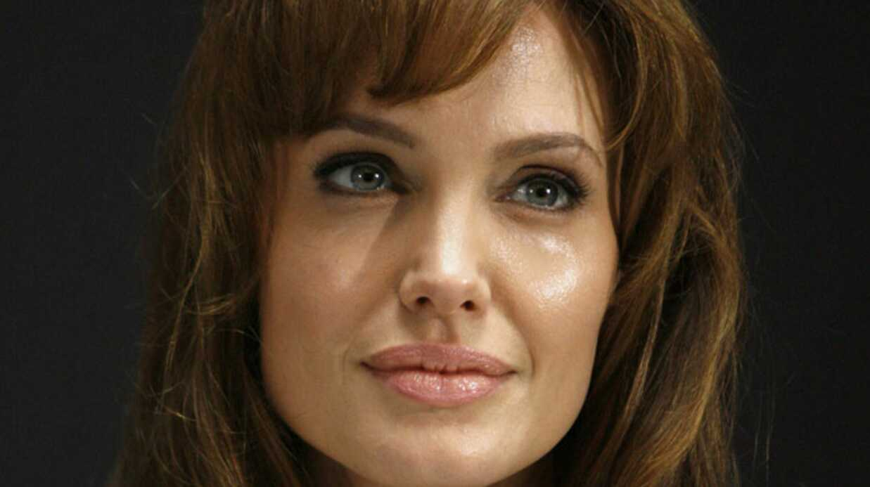 Angelina Jolie manque d'amis