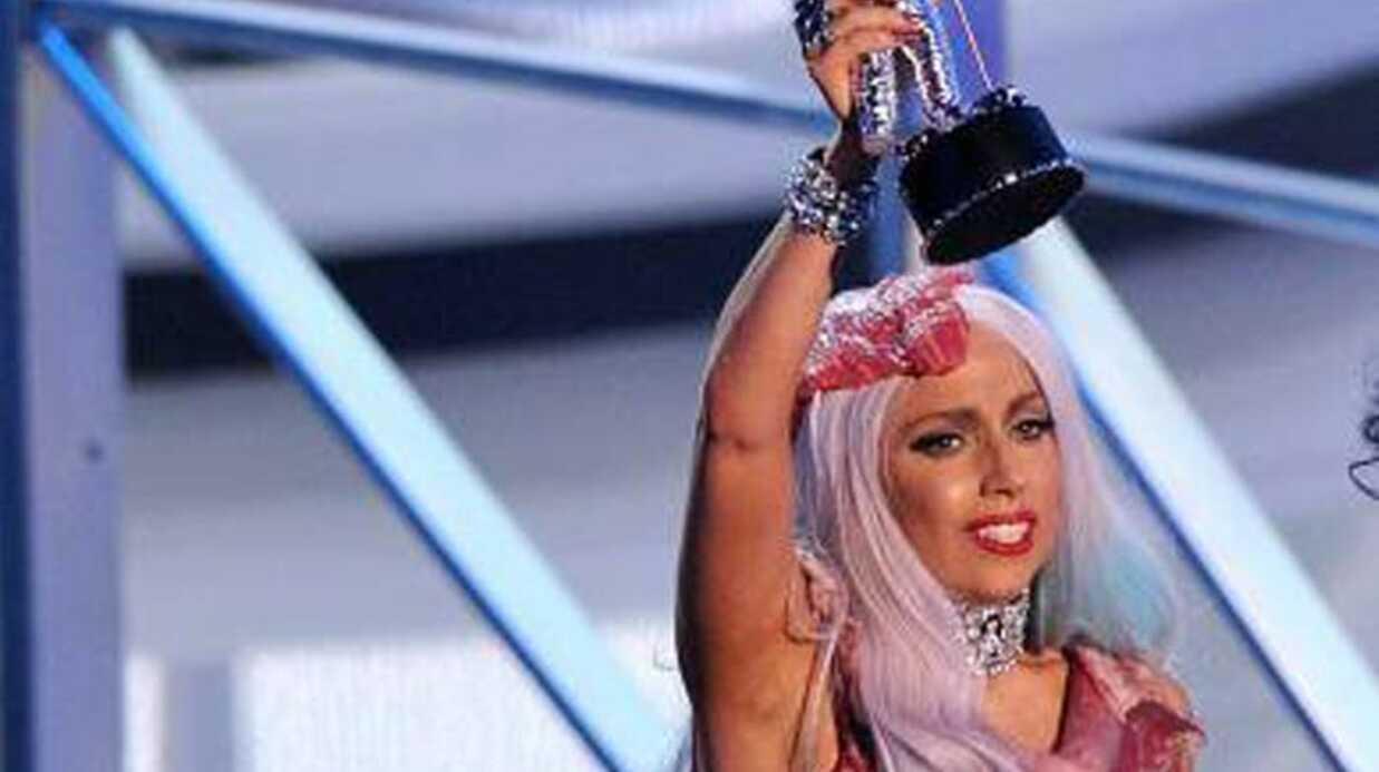 Lady Gaga: vente de sa robe en viande