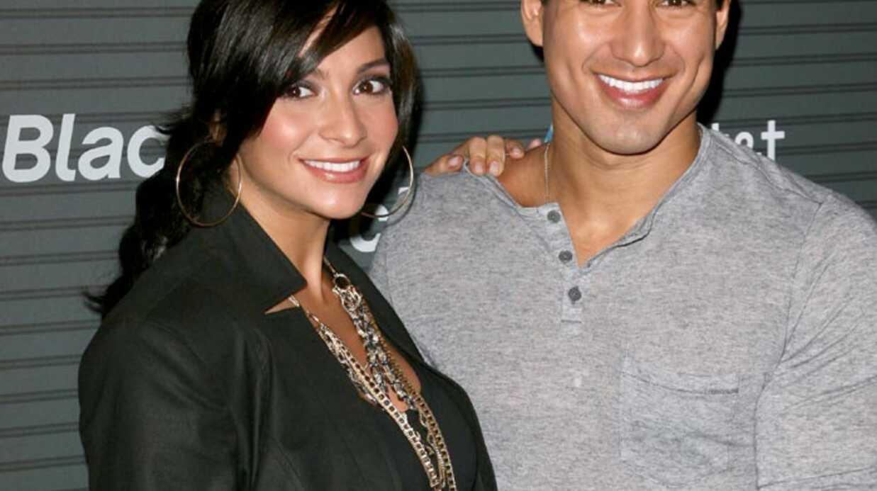 Mario Lopez et Courtney Mazza parents d'une petite fille