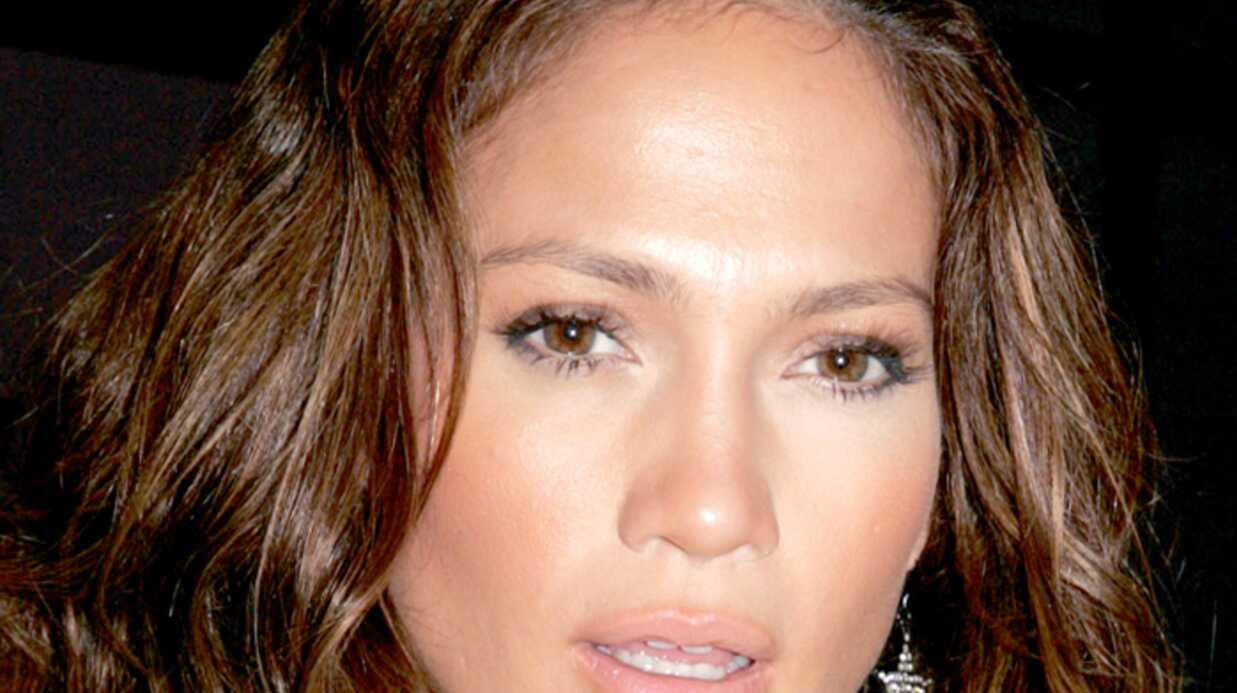 Jennifer Lopez Grosse frayeur pour la Bomba Latina