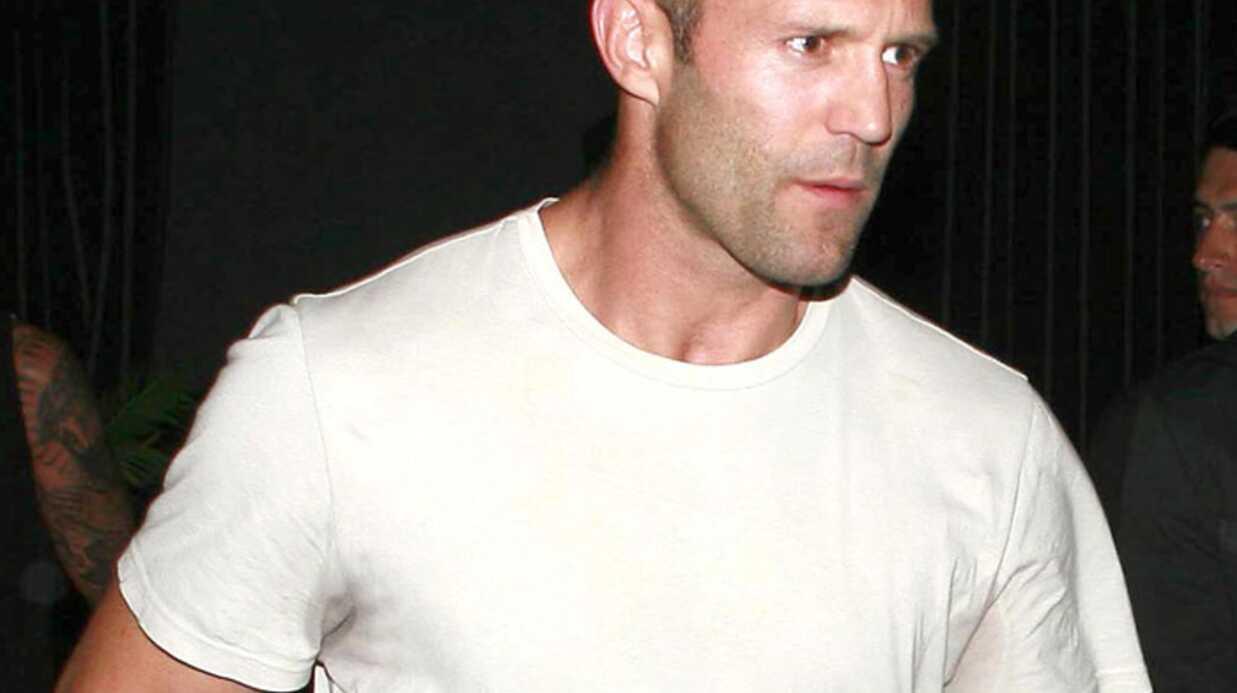 Jason Statham viré de la soirée Playboy