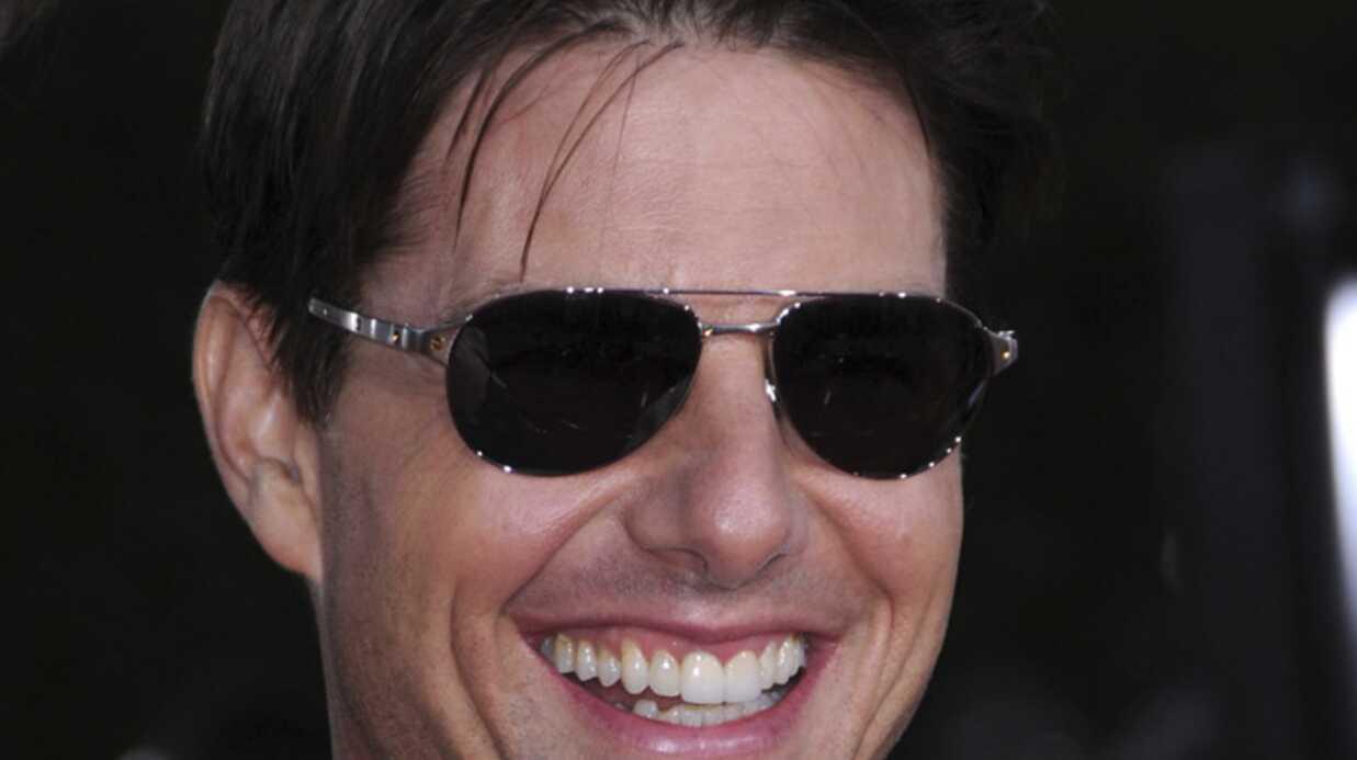Tom Cruise dans le remake d'Anthony Zimmer