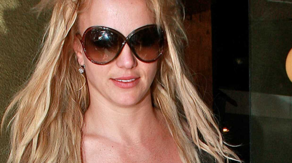 Britney Spears: en studio pour son prochain album