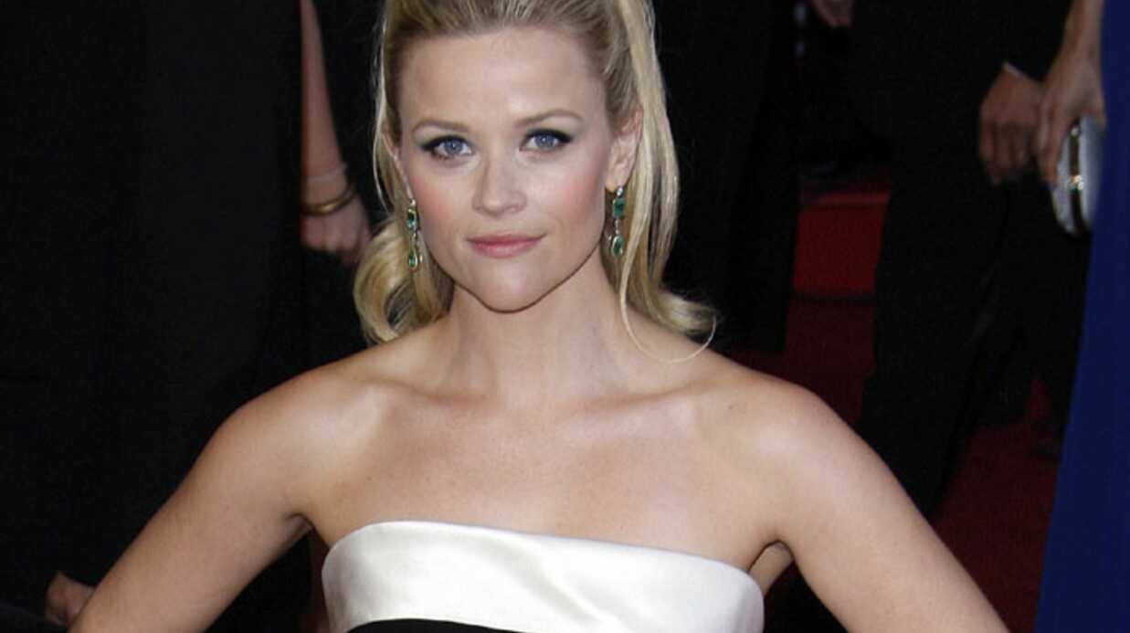 Reese Witherspoon dégoûtée par les baisers de Robert Pattinson