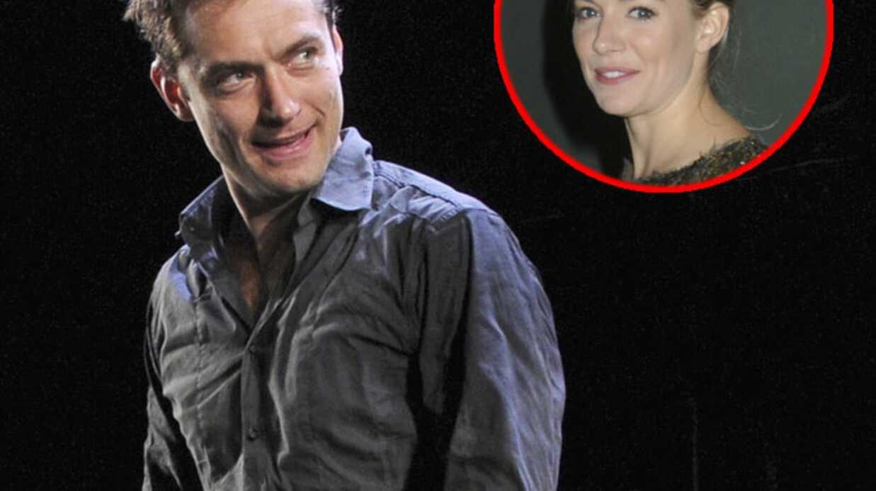 Jude Law en ménage avec Sienna Miller l'été prochain?