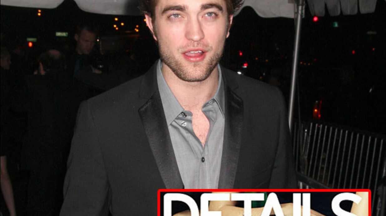 Robert Pattinson: intimidé par trop de femmes nues