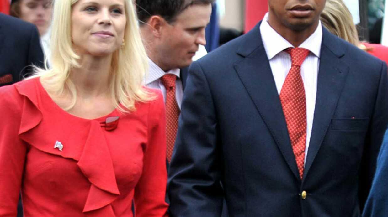 Tiger Woods et sa femme, Elin Nordegren, vivraient séparément