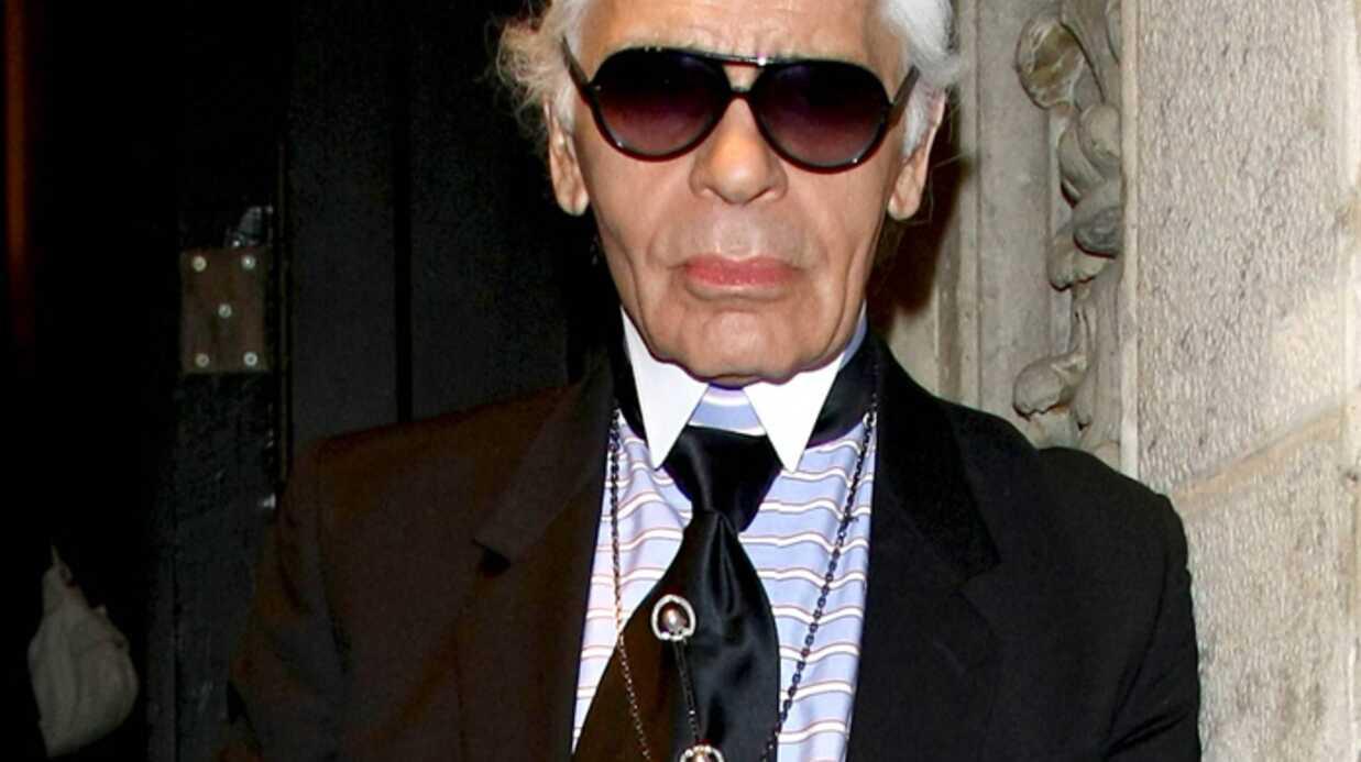 Karl Lagerfeld à l'honneur sur Arte dans Le Jour d'avant