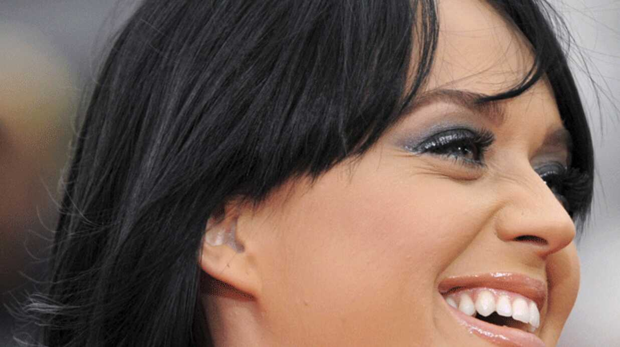 Katy Perry: elle n'est pas enceinte