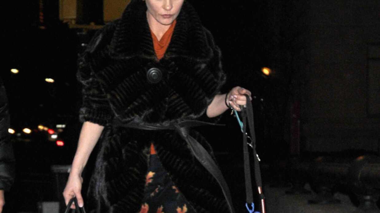 LOOK Catherine Zeta-Jones: son style fait un flop
