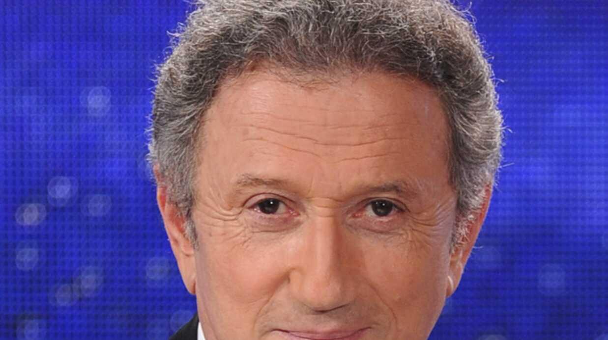 Michel Drucker fan de Benjamin Castaldi
