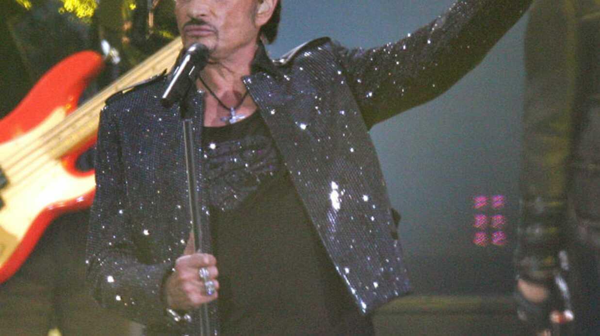 Johnny Hallyday: concert gratuit de 1,9 million d'euros