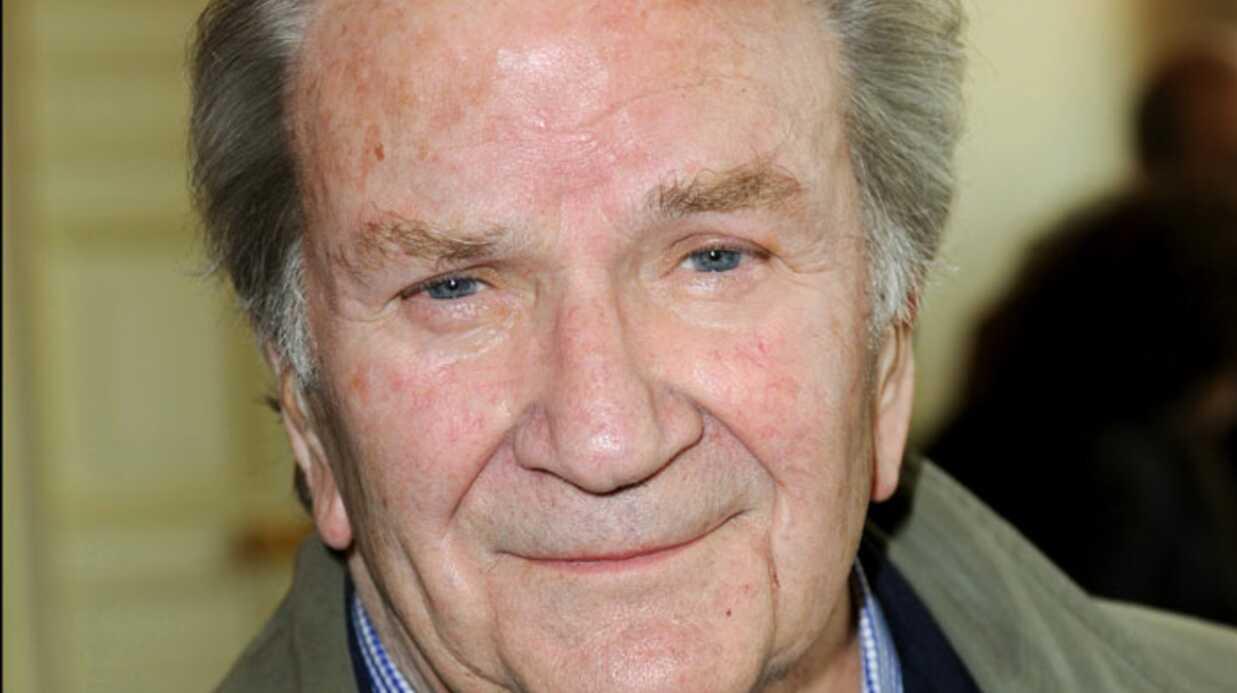 Pierre Mondy hospitalisé: il aurait été rapatrié sur Paris